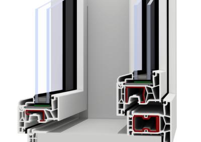 Kastendoppelfenster